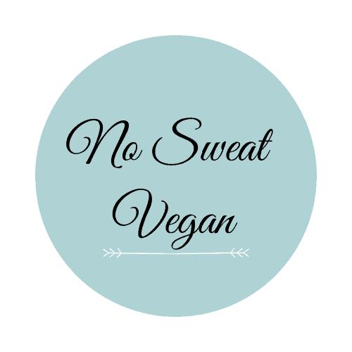 No Sweat Vegan