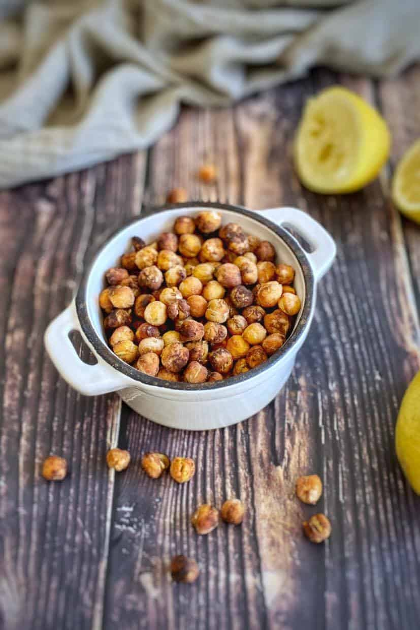 Baked Chickpeas Recipe