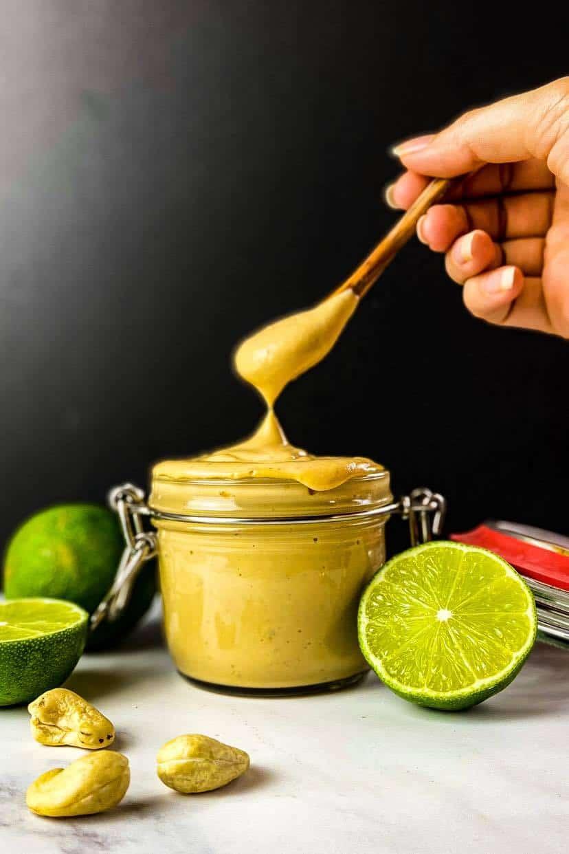 Vegan Chipotle Mayo Soy Free Gluten Free No Sweat Vegan