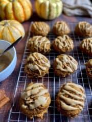 pumpkin cookies vegan