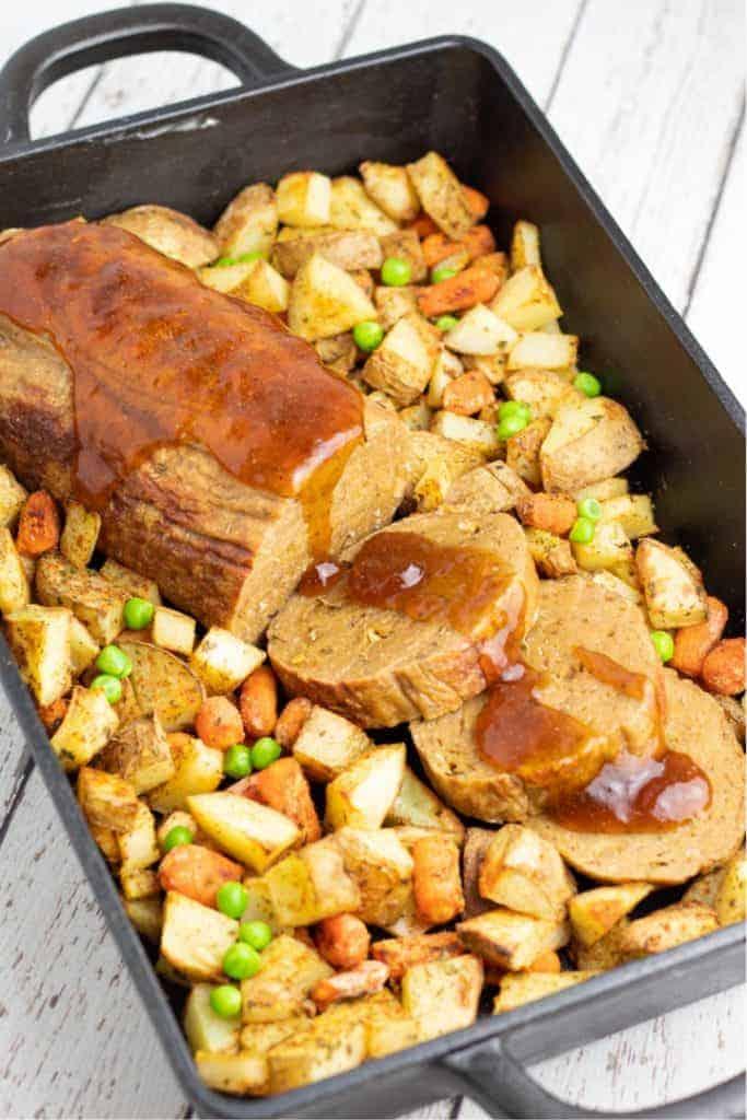 Vegan Seitan Roast
