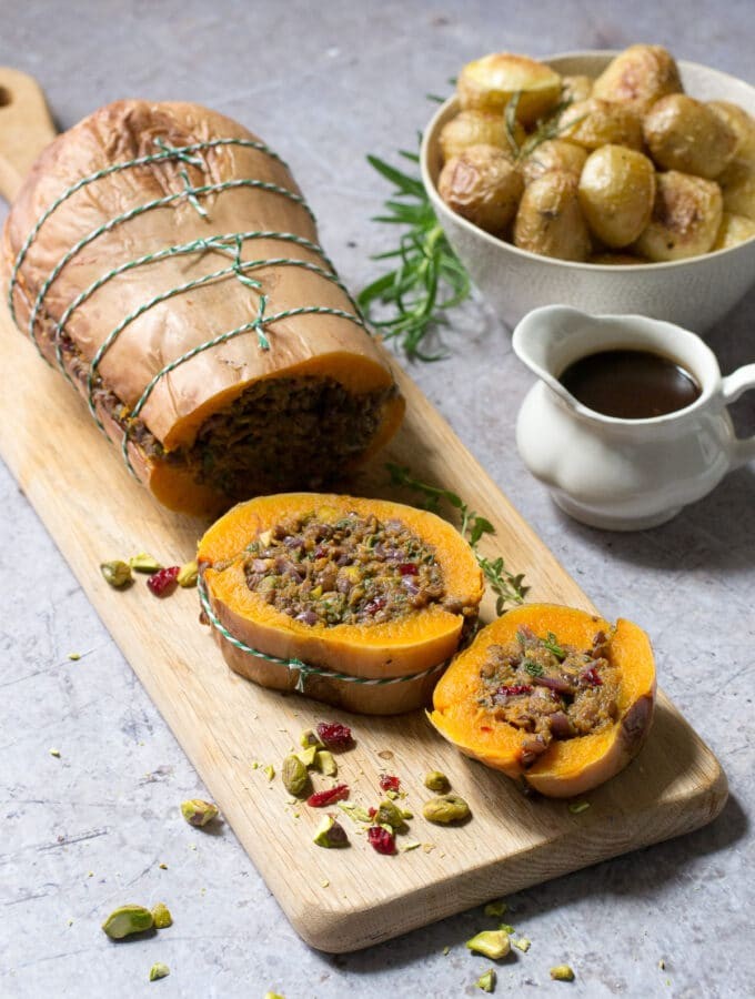 butternut squash roast