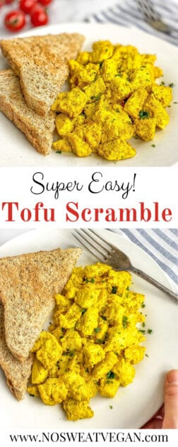 tofu scramble pin