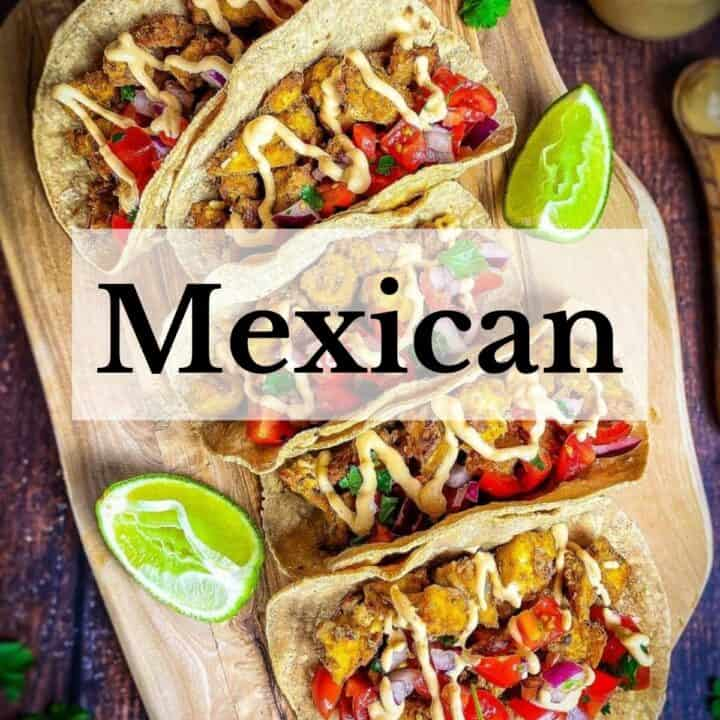 Vegan Mexican Recipes