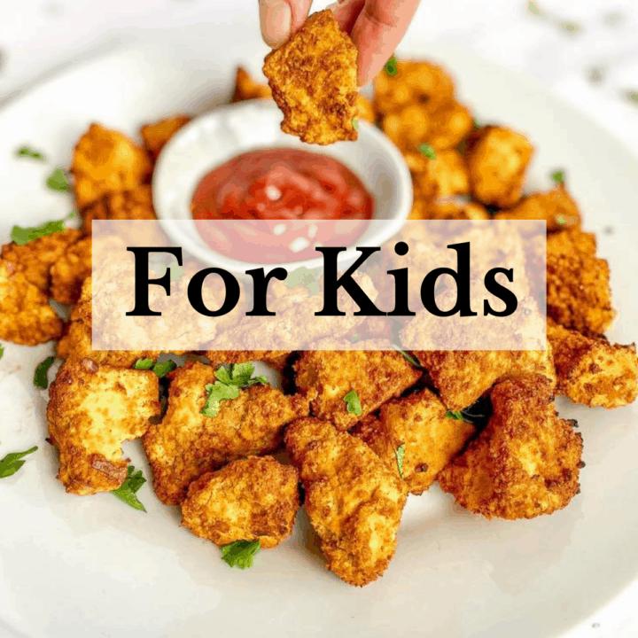 Kid-Friendly Vegan Recipes
