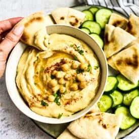 Best hummus recipe.